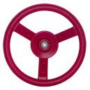Stuurwiel rood ø 26,5 cm