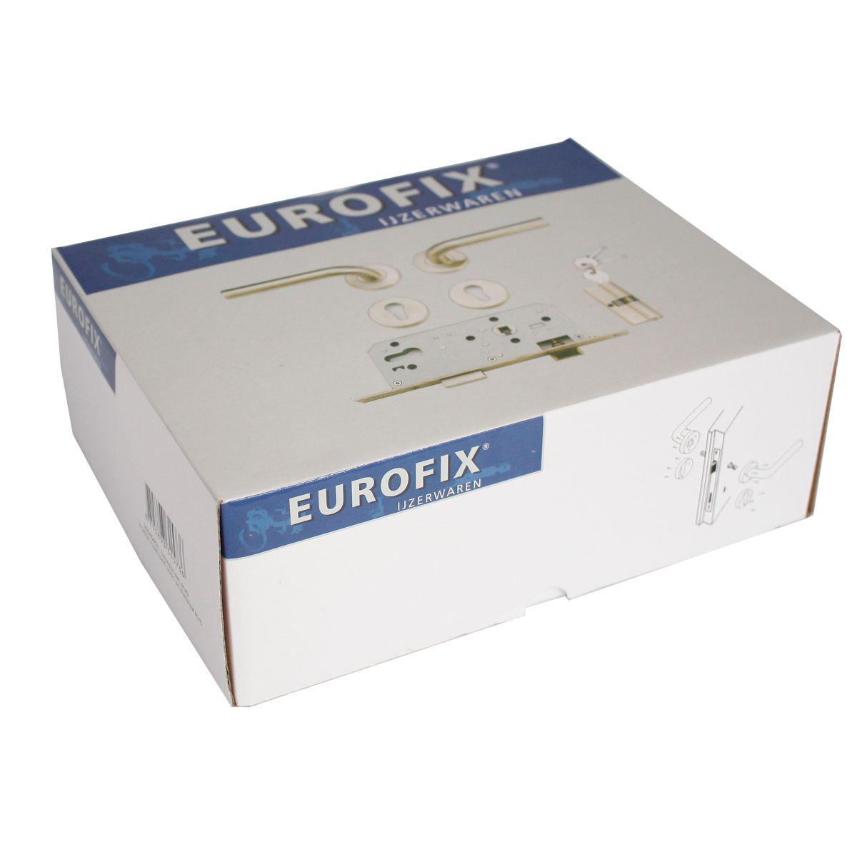 deurslot set rvs eurofix rozet 25040453 doos