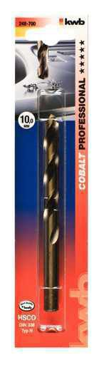 cobalt hss co spiralbohrer 15 mm