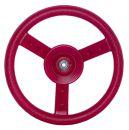 Lenkrad Kunststoff rot